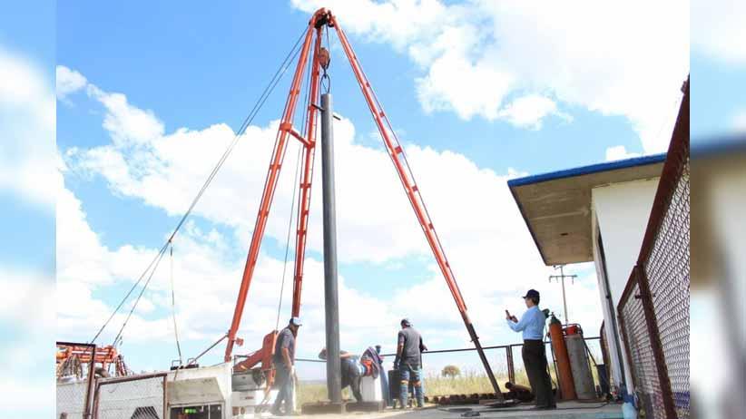Entrega de apoyos a ladrilleros del relleno sanitario del municipio de Loreto.
