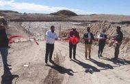 Inicia construcción del nuevo relleno sanitario en Loreto y del sistema de agua potable