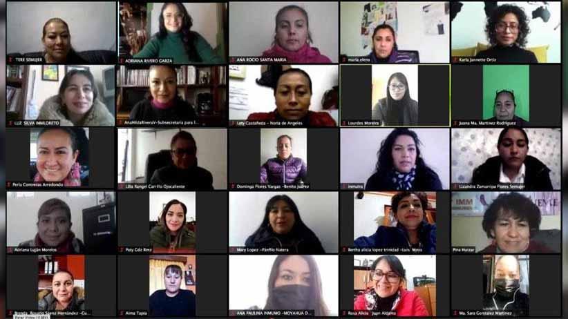 Concluye diplomado sobre instancias municipales de las mujeres