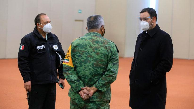 Convoca Gobernador al Grupo de Coordinación Local a no bajar la guardia en seguridad y contingencia sanitaria