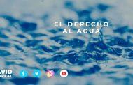 Garantizar el derecho al agua