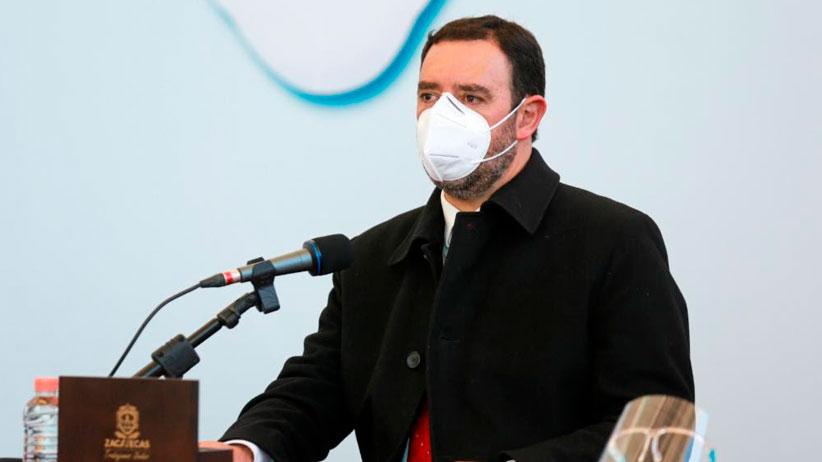 Mi prioridad es salvar vidas y debe cambiarse el proceso de vacunación en Zacatecas: Alejandro Tello