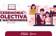 Anuncia Julio César Chávez ceremonia colectiva de matrimonios