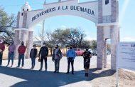 En Villanueva, se entregaron más de 2 mdp en obras del Programa 2x1 Trabajando Unidos con los Migrantes