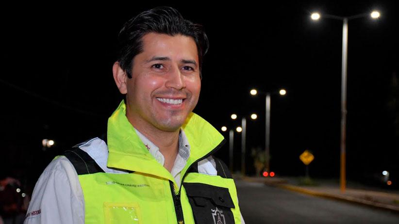 Recibe Julio César Chávez reconocimiento en la Guía Consultiva de Desempeño Municipal