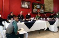 Acuerda GCL acciones coordinadas y focalizadas para fortalecer la seguridad en Fresnillo