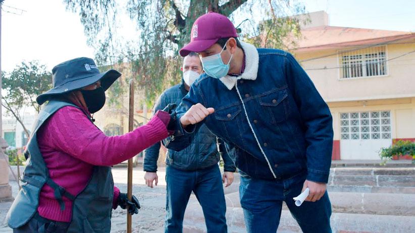 Seguimos pendientes de los asuntos públicos y de la pandemia de COVID-19