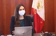Personal de funerarias debe ser prioridad en la aplicación de vacunas: Geovanna Bañuelos