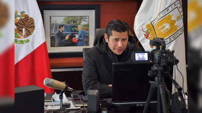 Invertiremos 38 mdp en el municipio de Guadalupe: Julio César Chávez