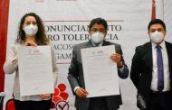 Invita gobierno de Tello a municipios a unirse para erradicar la violencia de género