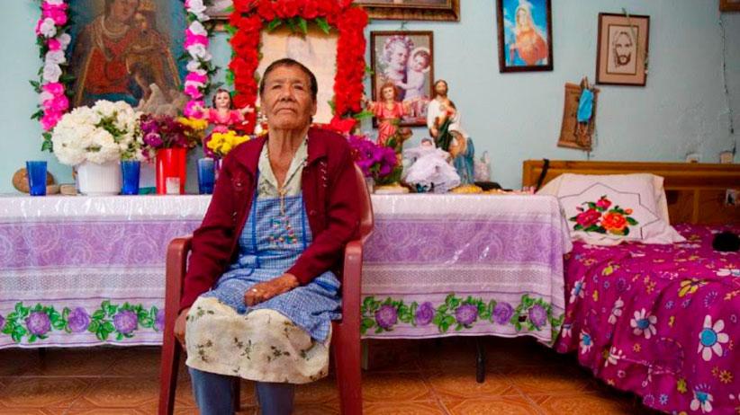 El apoyo que nos dan es muy bueno y nos rinde mucho: Gracia Jacobo Flores, beneficiaria de la Pensión para el Bienestar de los Adultos Mayores
