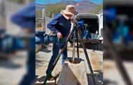 Continúa SAMA con trabajos de desazolve de alcantarillado, drenajes y fosas sépticas en municipios