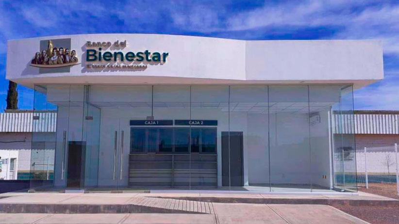 Avanza la construcción de sucursales del Banco de Bienestar en municipios de Zacatecas: Verónica Díaz Robles