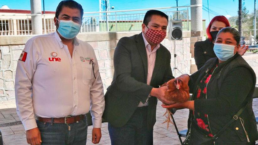 Vicente Pérez; nuevo delegado del PRI en Mazapil