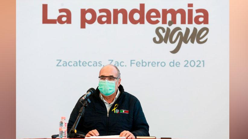 Zacatecas se acerca al Semáforo Amarillo, si la gente se sigue cuidando
