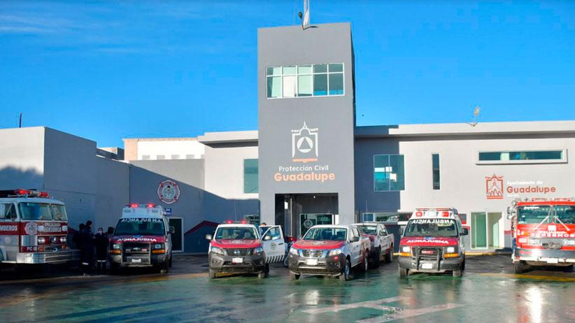 Entregan a Protección Civil de Guadalupe tres unidades motrices