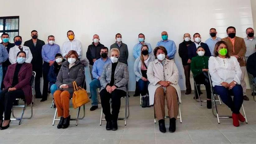 Respaldo total de un nutrido grupo de médicos de diversas instituciones del sector salud al proyecto transformador de David Monreal Ávila