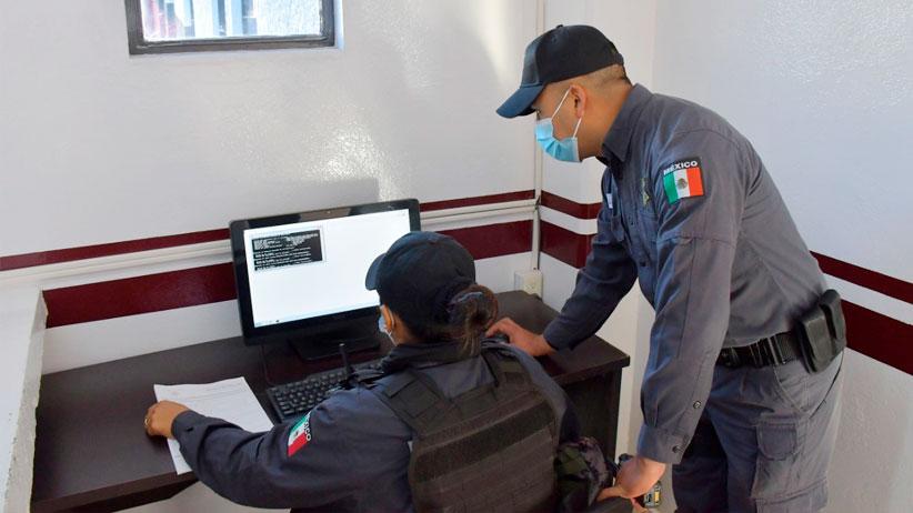 Es el municipio de Guadalupe, único en el estado que cumple con el Registro Nacional de Detenciones