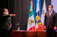 Mi Gobierno es un aliado de la educación y de la Universidad Autónoma de Zacatecas: Alejandro Tello