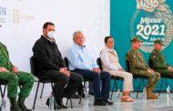 Por petición del Gobernador Alejandro Tello, AMLO ordena enviar más elementos de la Guardia Nacional y trasladar reos a penales federales