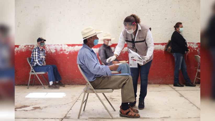 Pensión para el Bienestar beneficia a los adultos mayores y reactiva la economía de las comunidades: Verónica Díaz Robles