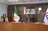 Firmarán convenio IZAI, IEEZ y partidos políticos para garantizar transparencia y protección de datos personales en proceso electoral 2021