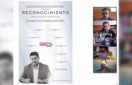 Rinde Junta Directiva del ISSSTEZAC homenaje póstumo a Miguel de Jesús Toribio Bañuelos