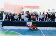 Entrega Secretaría de Educación vehículos a Normal de Juchipila