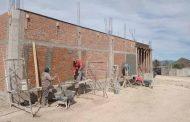 Construye Gobierno Estatal Unidad de Rehabilitación en Melchor Ocampo