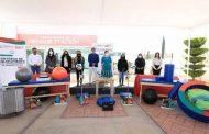 Continúa SEDIF equipando a las UBR's; hoy se beneficiaron las de cinco municipios