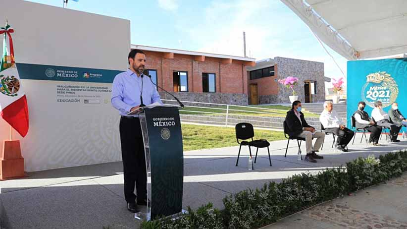 Solicita Tello al Presidente se libere la operación de la carretera Zacatecas-Aguascalientes