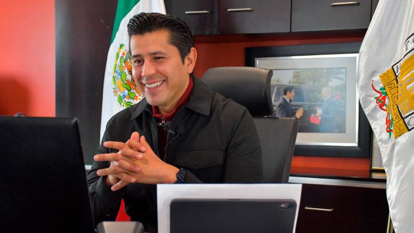 Pide licencia Julio César Chávez Padilla para buscar la reelección en el municipio de Guadalupe