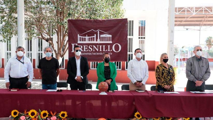 El Ayuntamiento de Fresnillo reconoce a deportistas destacados