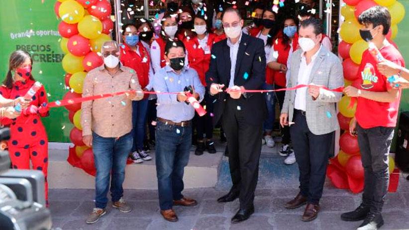 Continúan las inversiones en Zacatecas; abre Waldo's del Centro Histórico