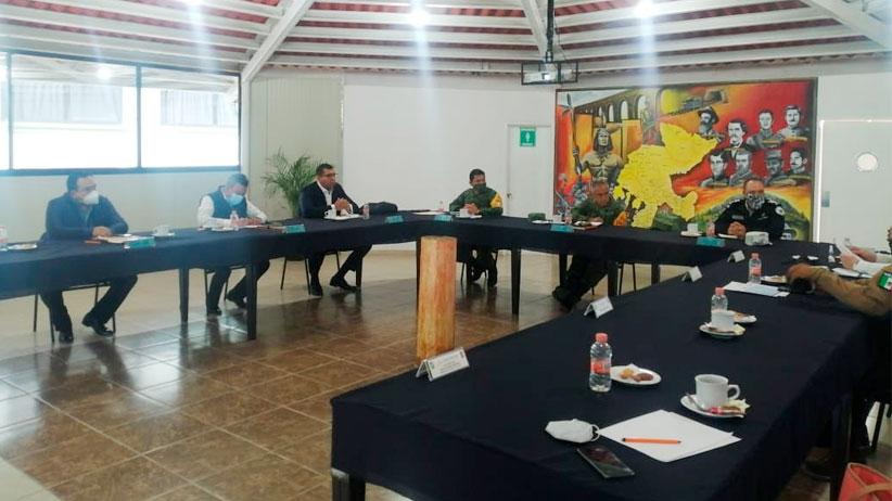 Refrendan autoridades esfuerzos coordinados para fortalecer la seguridad en los municipios