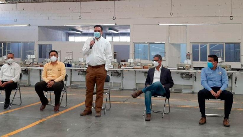 Abre empresa textil en Villanueva; genera 200 empleos y derrama de 30 mdp al año