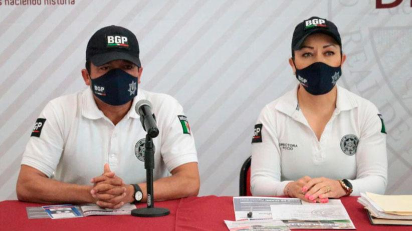Invitan a formar parte de la tercera generación del Bachillerato General Policial