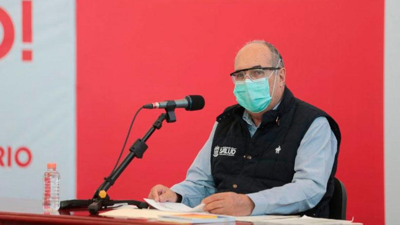 La vacuna ayuda, pero no es la solución inmediata ante la pandemia: Gilberto Breña