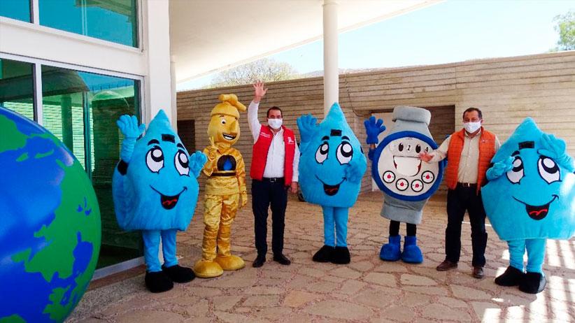 Durante Día Mundial del Agua, llama Gobierno de Zacatecas a valorar este recurso