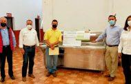 Impulsa Gobierno Estatal a 12 nuevas empresas de Cuauhtémoc con la entrega de equipo