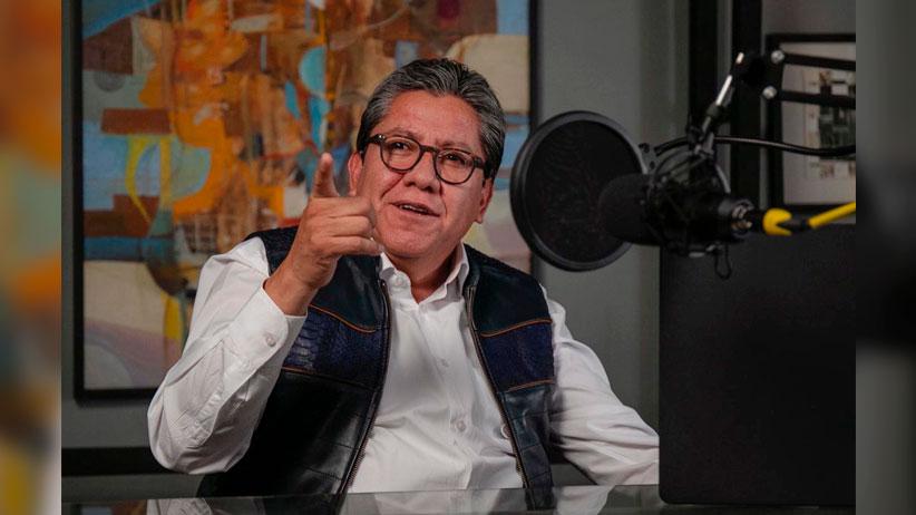 Saluda David Monreal a los zacatecanos