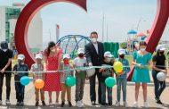 Inaugura Gobernador Alejandro Tello Parque Inclusivo Espacio Diferente en Ciudad Administrativa