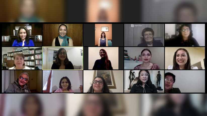 Cierran programa del Día Internacional de la Mujer con antología de escritoras zacatecanas