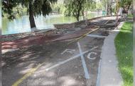 Reabrirán el parque La Encantada; sólo autorizarán el acceso a la pista de tartán