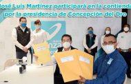 José Luís Martínez participará en la contienda por la presidencia de Concepción del Oro (video)