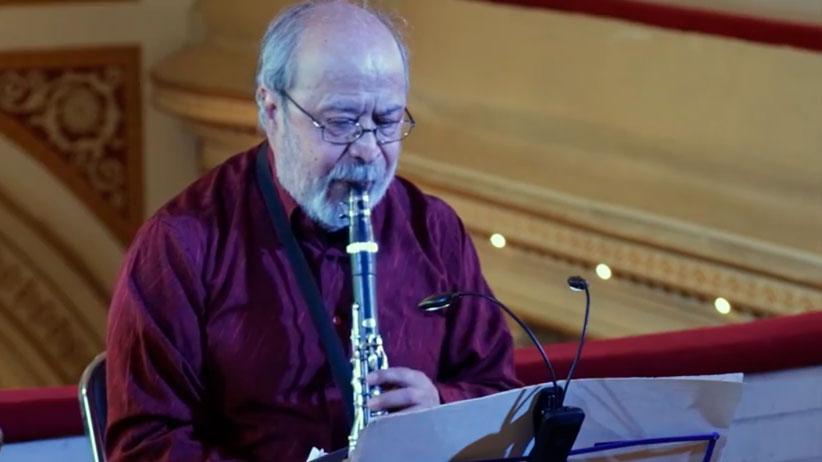 Recital de cuerdas y clarinete, y documental de Procesión del Silencio en Zacatecas, programa hoy FCZ 2021
