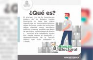 La función del Gobierno no puede paralizarse durante proceso electoral