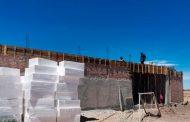 Construye Gobierno de Tello Unidad Básica de Rehabilitación en Atolinga