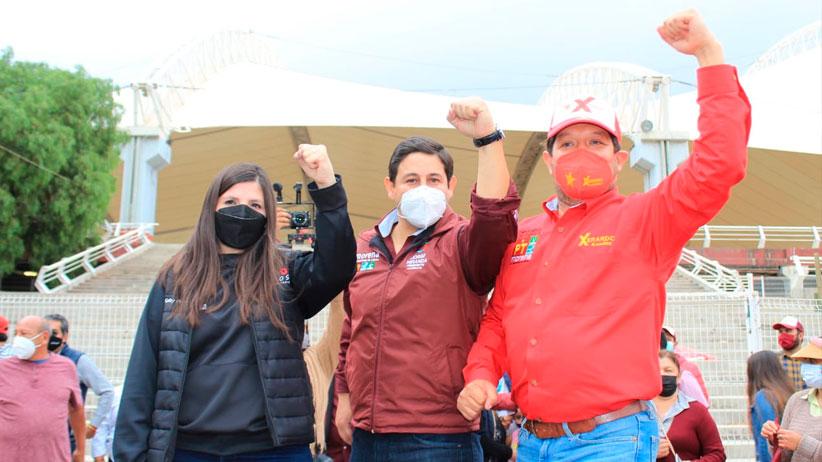 Inicio de Campaña de Julio César Chávez Padilla
