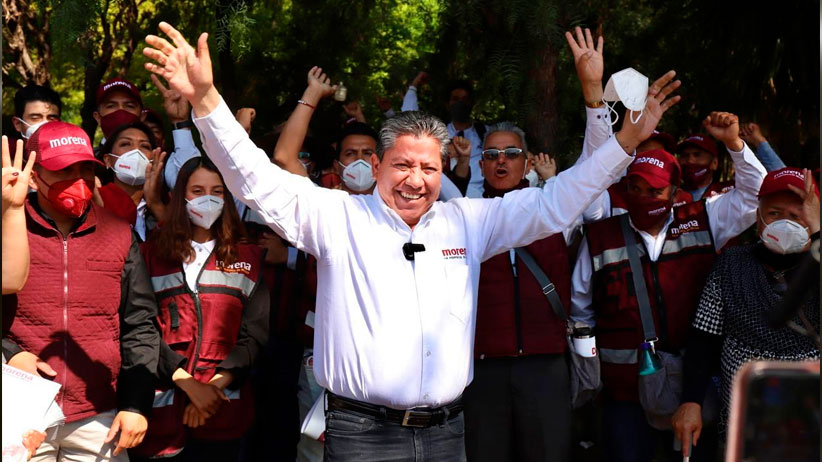 La Tercera es la Vencida, llegó la hora de la transformación de Zacatecas: David Monreal Ávila